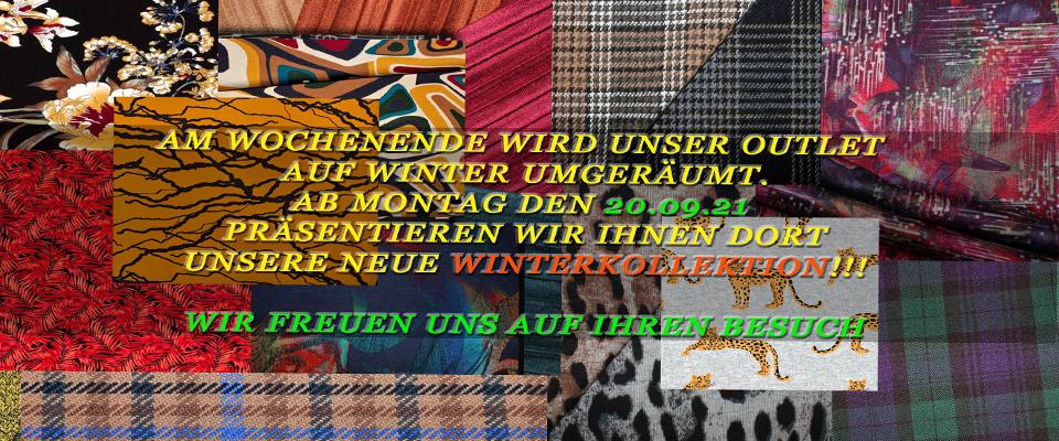 Neue Winterkollektion 2021