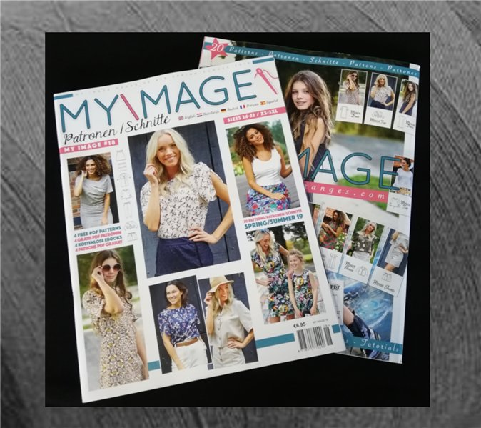 Magazin MyImage Sommer