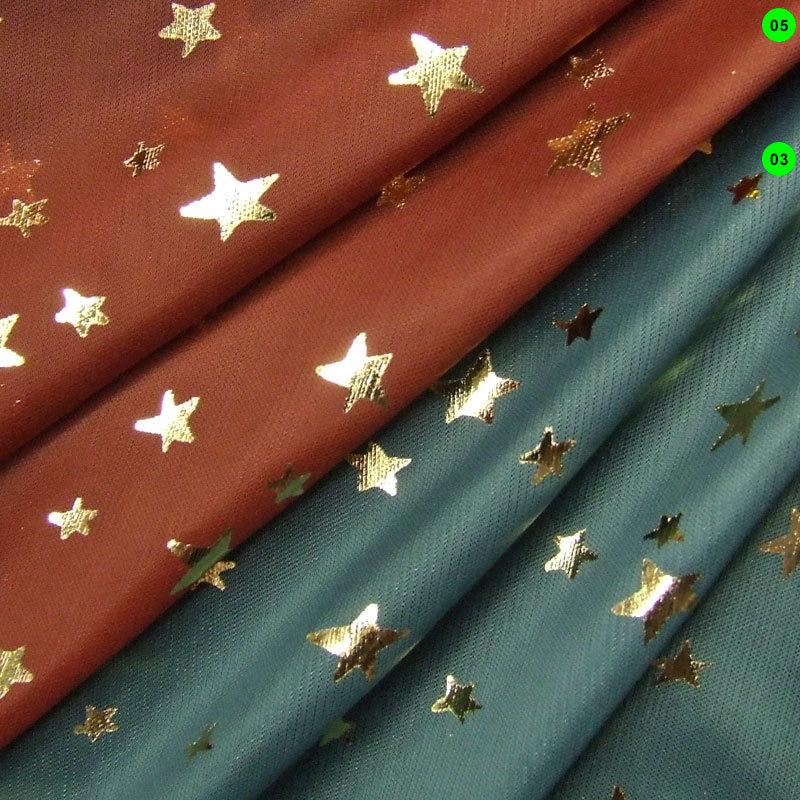 Folie Weihnachten Sterne
