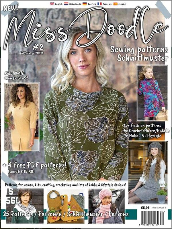 Magazin Miss Doodle Winter 20/21