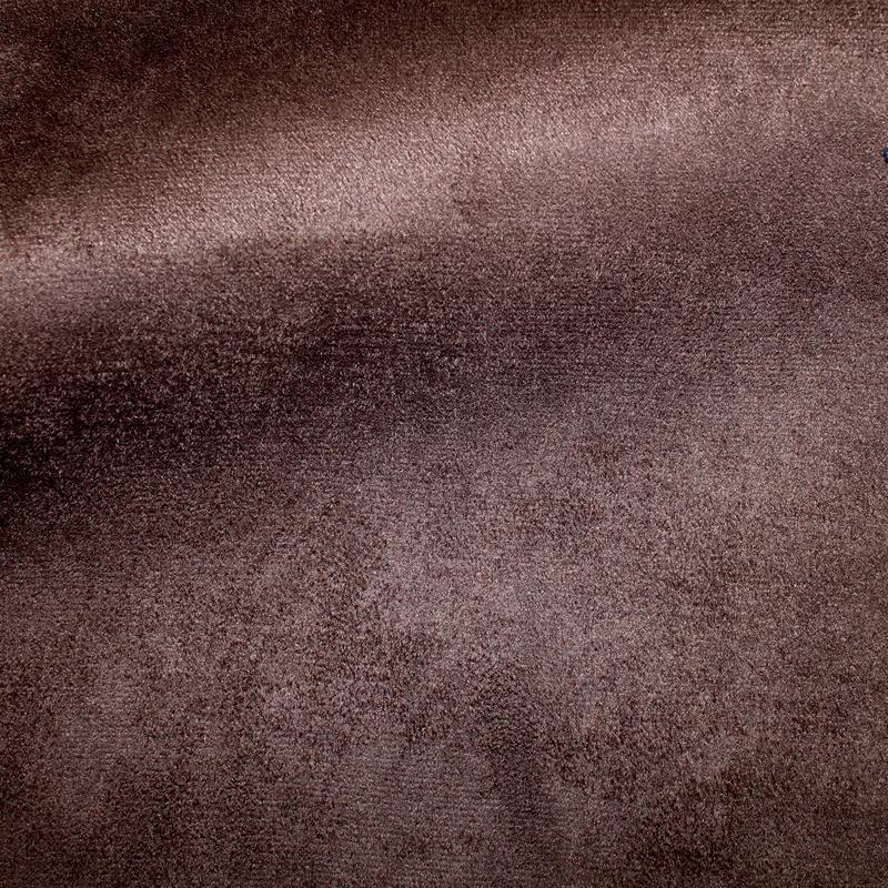 Möbelbezugsstoff schwer Wildlederimitat schokoladenbraun