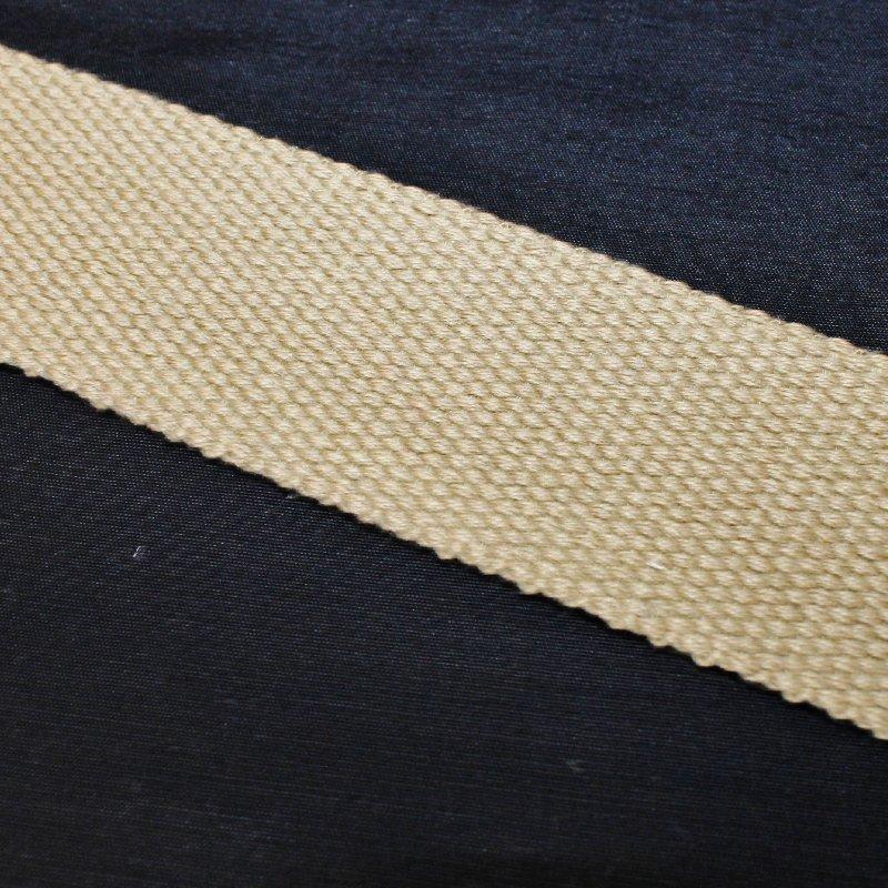 Gurtband 40 mm Baumwolle
