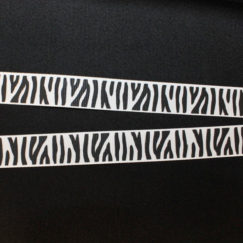 Ripsband 9 mm Animalprint