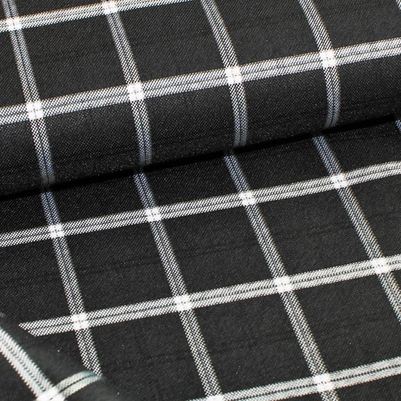 Karo Serie Schwarz-weiß