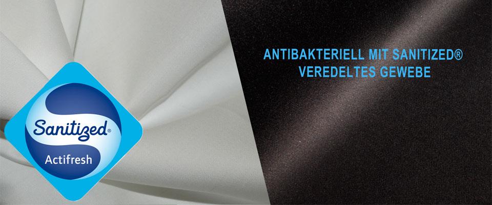 Antibakterielle Stoffe